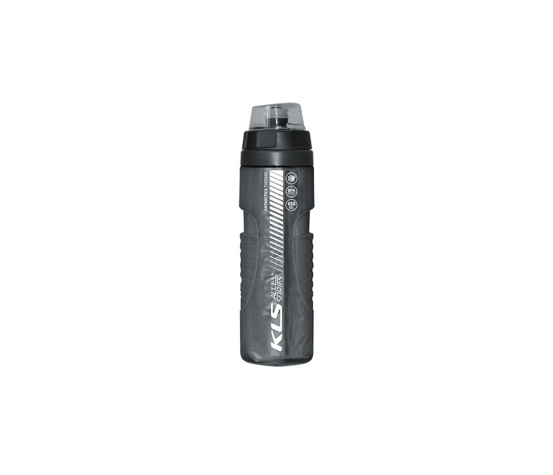 Bidon ANTARCTICA 0,7L CHARCOAL BLACK THERMO